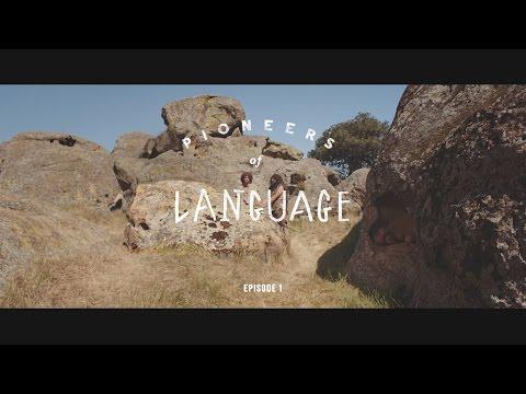 Počátky jazyka