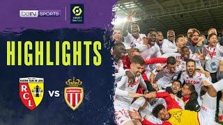 Lens 0-0 AS Monaco Pekan 38