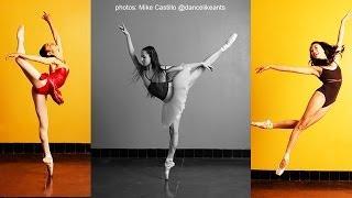 Dancers Choice Ballet Photoshoot 2014