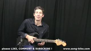 """Gimme Some Lovin' "" by The Spencer Davis Group : 365 Riffs For Beginning Guitar !!"