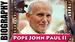 Roman Catholic Priest Pope John Paul II - Biography and Life Story