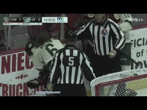 Mitch McLain vs. Brandon Hickey