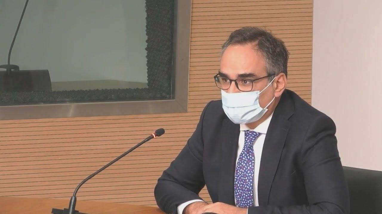 Δηλώσεις του υφυπουργού Υγείας για την πορεία του κοροναϊού στην Ελλάδα