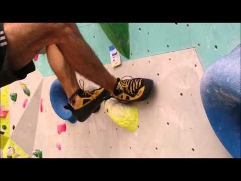 Boulderschuh-Test für SportScheck: Silex Boreal