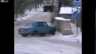 Аварии и ДТП за декабрь 2016 неделя 1   Car Crash compilation December