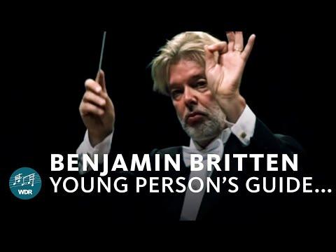 Guía de la orquesta para jóvenes. Britten