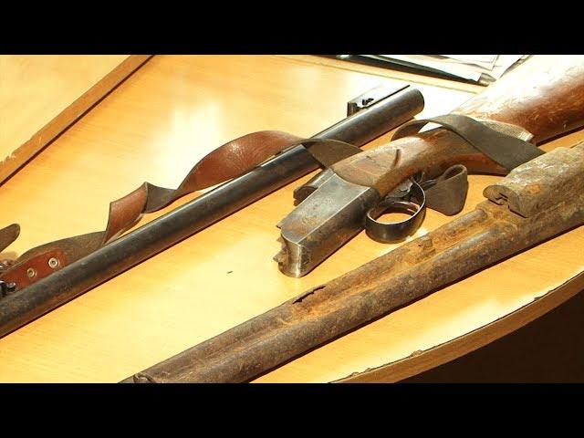 Росгвардия скупает оружие у населения