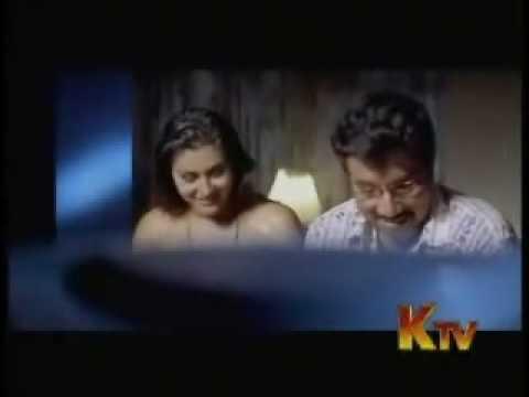 Sathiyaraj and Namitha Romance.wmv