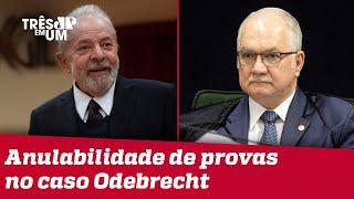 Fachin manda Justiça analisar recurso de Lula