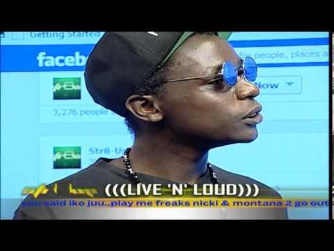 Str8up Live Interview : Lil Steve