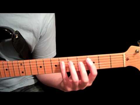 Augmented Seventh Chords - Intermediate Guitar Lesson