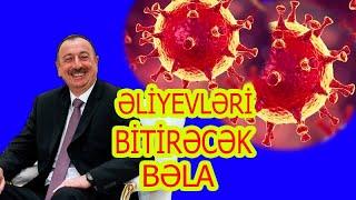 """""""Əliyevləri Bitiricək Bəla"""" -  Azadlıq Qəzeti"""