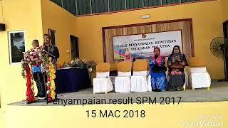 Majlis Penyampaian Keputusan SPM 2017 SMKAP