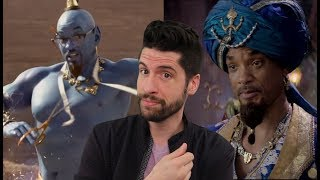 Aladdin   Official Trailer (My Thoughts)