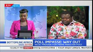 Bottomline Africa: How to move a divided nation forward