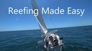 Learning to Sail: When, Why and How to Reef your Sails