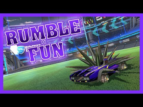 LES ABRUTIS DU CH'NORD EN RUMBLE - Rocket League FUN