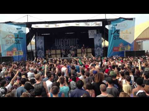 Tracing Back Roots (Live Warped Tour 2013)