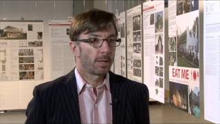 Members of the Global Holcim Awards juries on sustainable construction - Harry Gugger