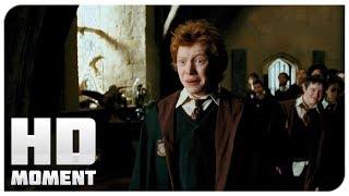 Ученики борются со своими страхами - Гарри Поттер и узник Азкабана (2004) - Момент из фильма