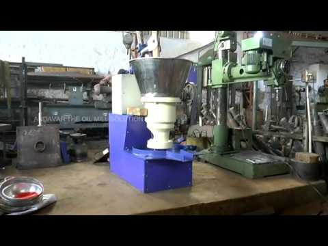SS Oil Extraction Machine