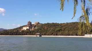 preview picture of video 'Pechino: Kunming Lake at Summer Palace'
