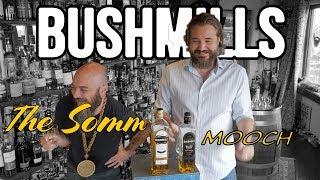 Whiskey Review - Bushmills Black Bush Irish Whiskey With Bushmills Classic Comparison