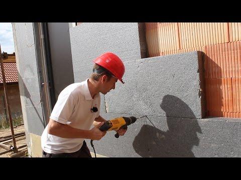 Zateplení cihlového domu polystyrenem ISOVER GreyWall