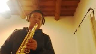 Moon river by Andy Williams(cover by alto saxophone)