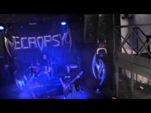 Necropsya BR - Easy Target (HD) - Curitiba Metal Sound