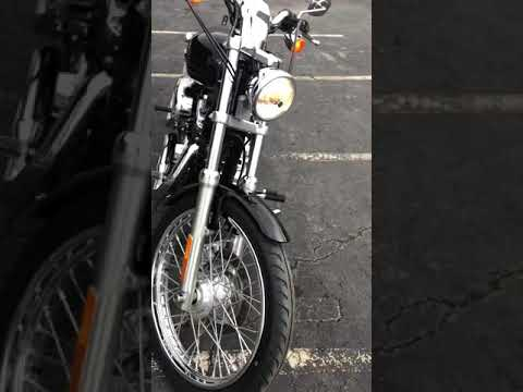 2008 Harley-Davidson XL1200C in Greenbrier, Arkansas