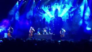Apocalyptica & Franky Perez Live Slow Burn