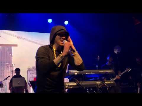 Eminem-Not Afraid (Live in NYC) 4K