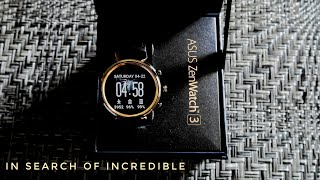ASUS Zenwatch 3 Hands on Review | The best smartwatch for the money | Kholo.pk