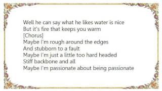 Chely Wright - The Fire Lyrics