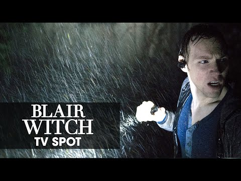 New TV Spot for Blair Witch