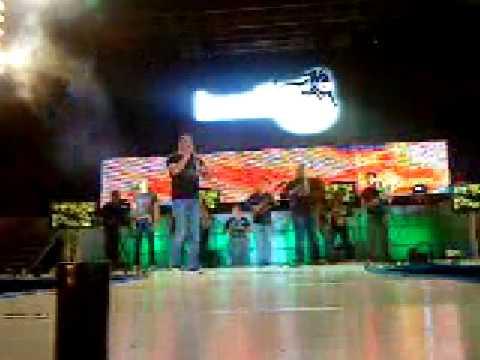 En Las Ferias De San Sebastian... Nelson Velasquez