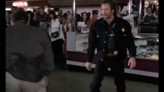 Walker Texas Ranger Fight Scene - Season One(Two)