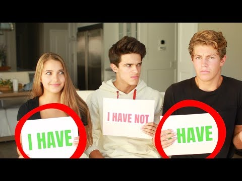 "Download NEVER HAVE I EVER w/ SISTER AND HER ""BOYFRIEND"" 