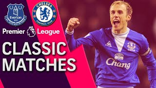 Everton v. Chelsea | PREMIER LEAGUE CLASSIC MATCH | 2/10/10 | NBC Sports