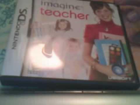 imagine - teacher nintendo ds rom