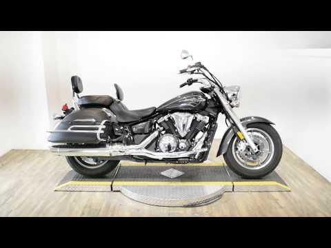 2012 Yamaha V Star 1300 Tourer in Wauconda, Illinois - Video 1