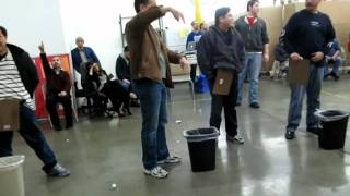 Indoor Games -Employees have fun that day