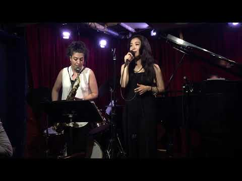 Aya Ishida's Quintet At The Cornelia Street Cafe NYC