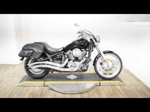 2008 Kawasaki Vulcan® 900 Custom in Wauconda, Illinois - Video 1