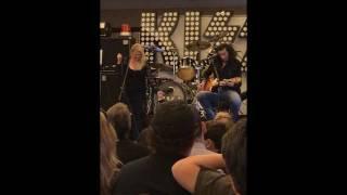 Bruce Kulick & Lisa Lane Kulick   Tears Are Falling