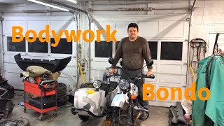 Rebuilding A Wrecked 2016 Ural Motorcycle Part 2