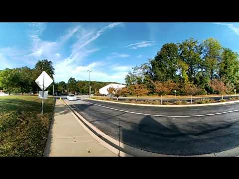West Campus Drive 10/5/17 (NEW 360° EVERY THURSDAY)