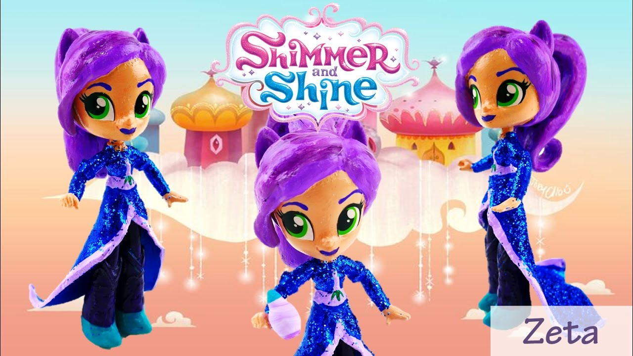 ZETA Doll Custom - Shimmer and Shine Toys from My Little Pony Equestria Girls | Evies Toy House