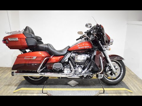 2018 Harley-Davidson Ultra Limited in Wauconda, Illinois - Video 1